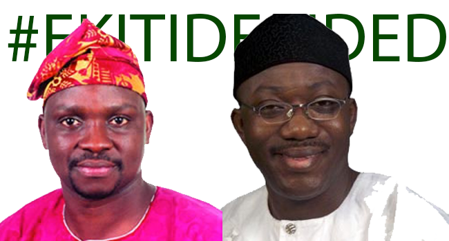 #EkitiDecided: Why Fayemi lost to Fayose > in 12 insightful tweets