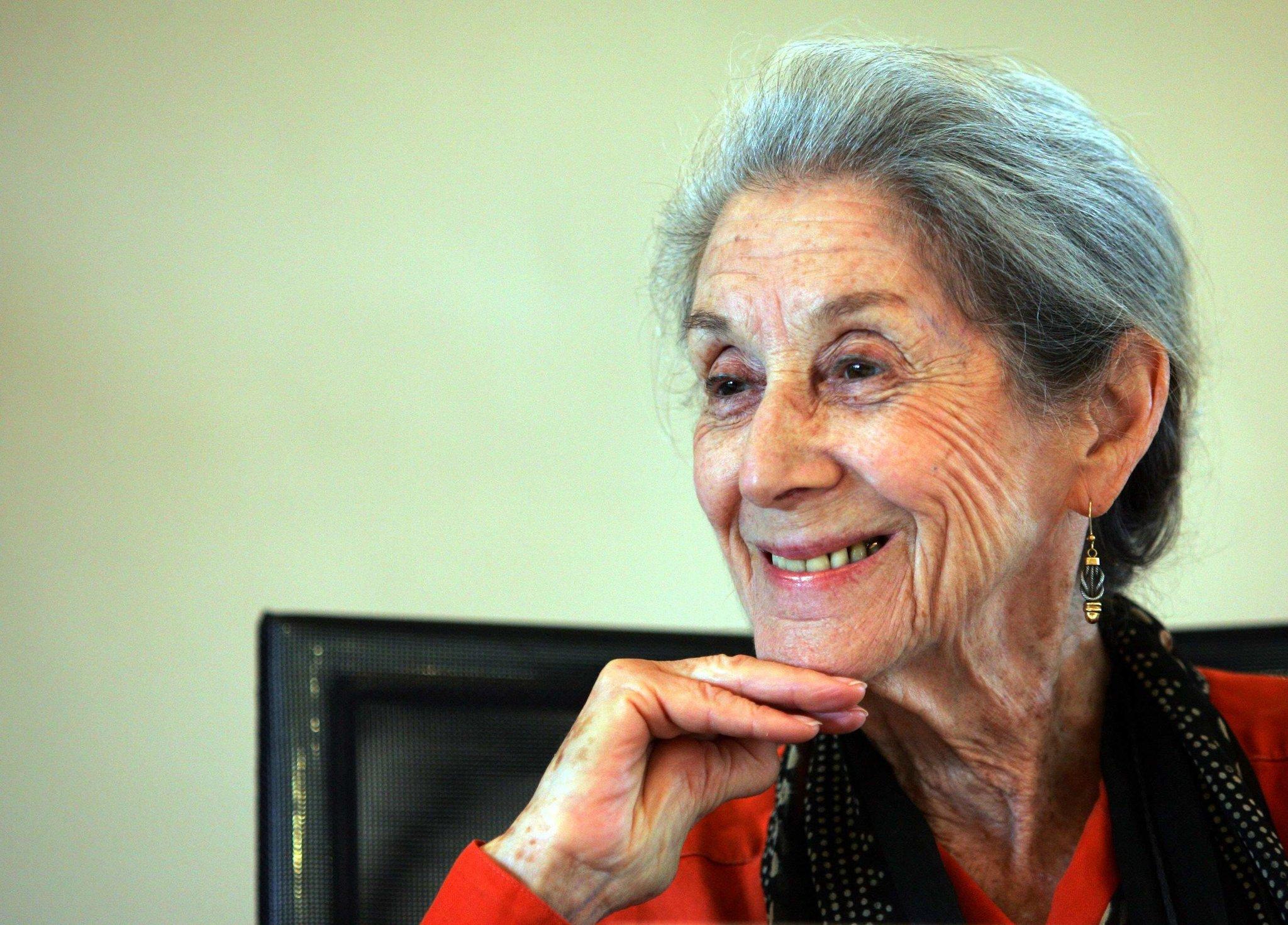 RIP Nadine Gordimer (1923 – 2014)