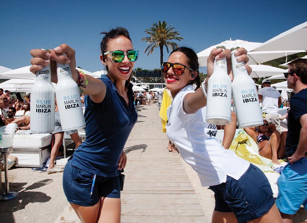 CIROC Invites Banky W as an exclusive guest to IBIZA's ultra-glamorous Nikki Beach