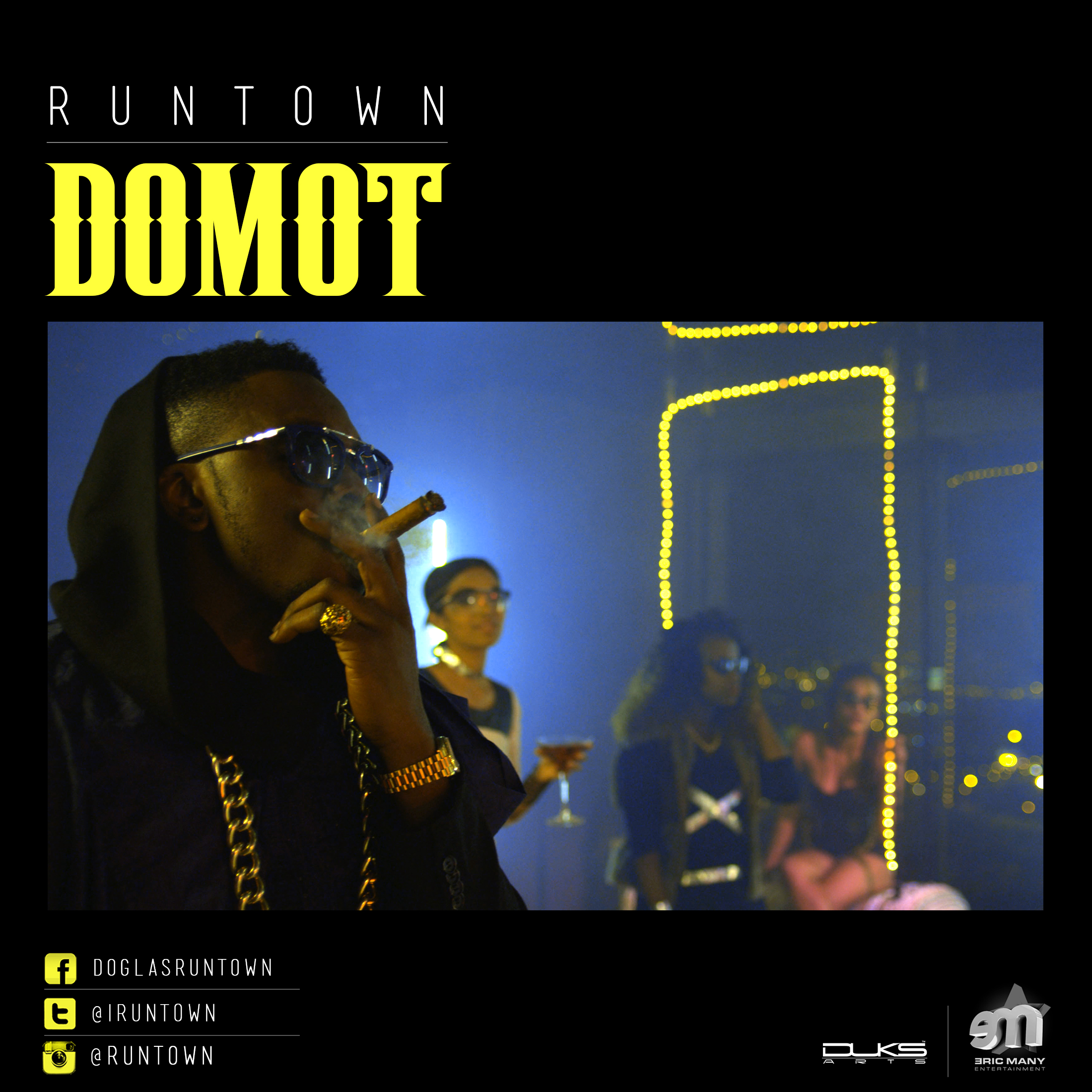 Listen, download > Domot by RunTown