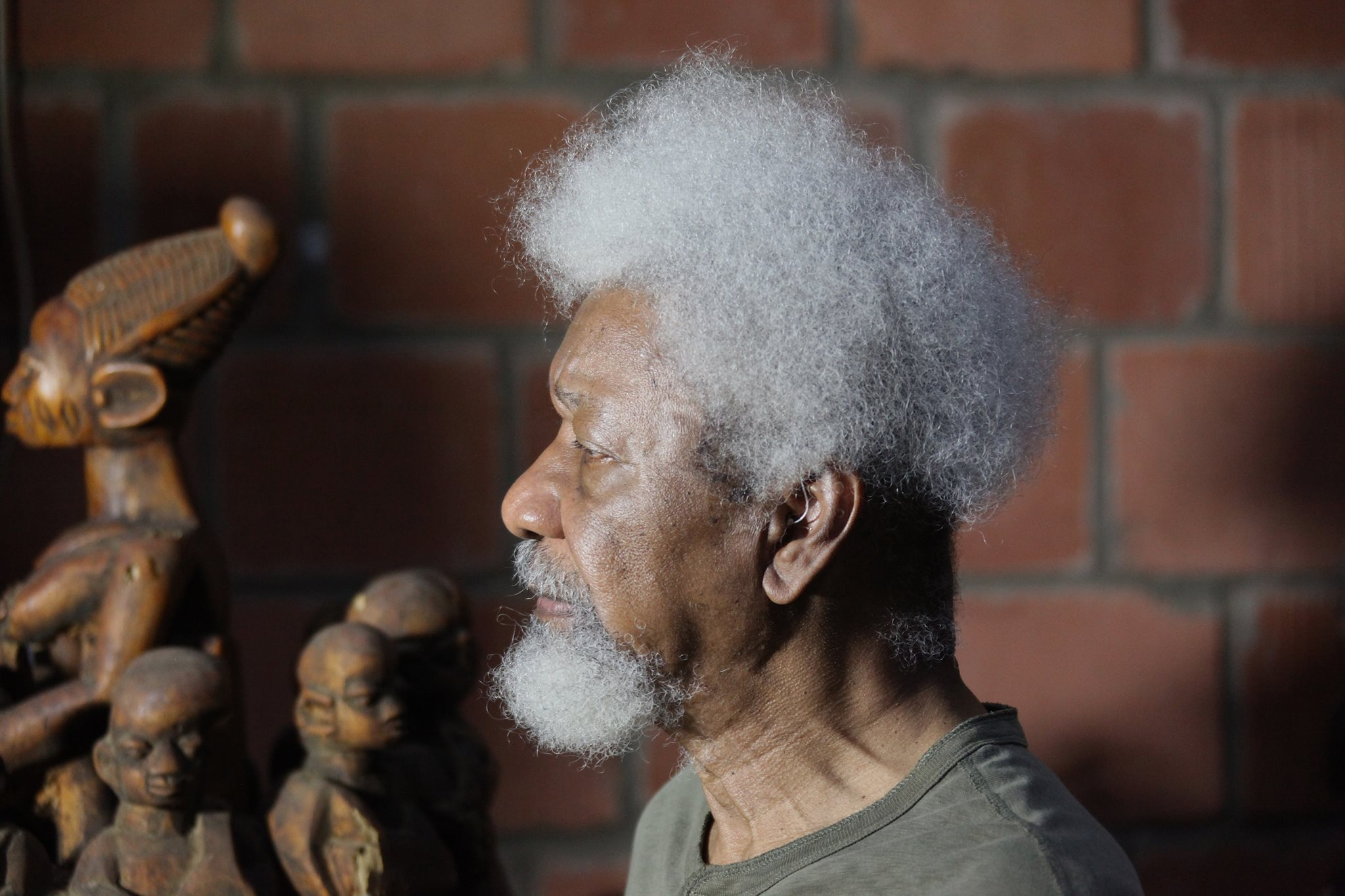 Wole Soyinka: 80 Years of Genius & Prophetic Outrage (by Bishop Matthew Hassan Kukah)