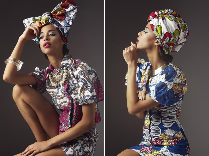 Bineta Sanor's limited edition DIVINE Collection