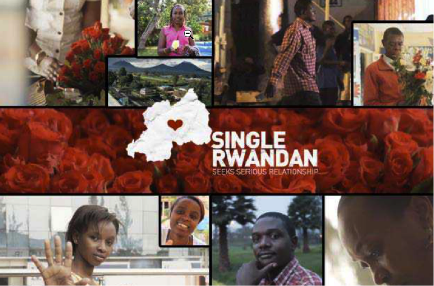 The romantic pursuit of happiness in Rwanda, 20 years after the genocide