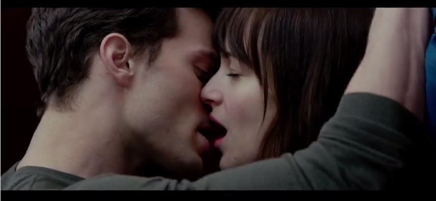 """Trailer for movie Fifty shades of grey is """"yawn worthy"""", at best"""