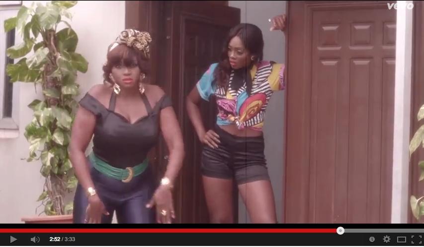 Watch this! Onye: Waje featuring Tiwa Savage
