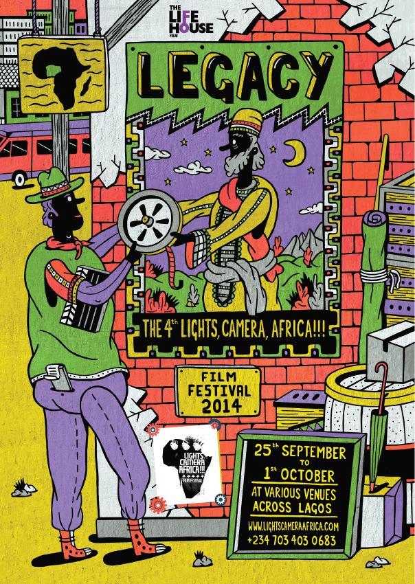 Upcoming event: Lights, Camera, Africa!!! Film Festival