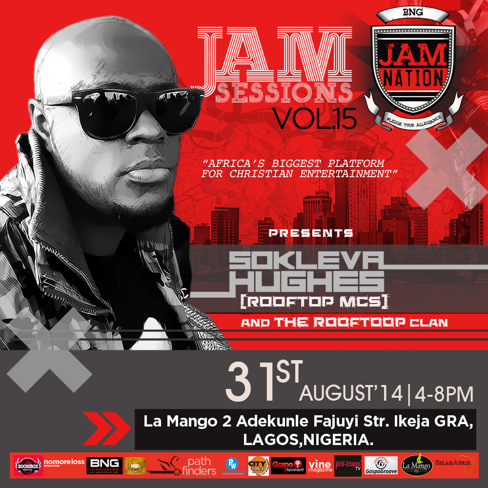#Upcoming Event: BNG Jam Session