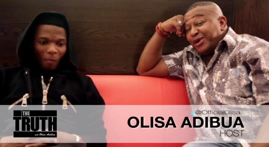 Olisa Adibua on the #TheTruth about Wizkid