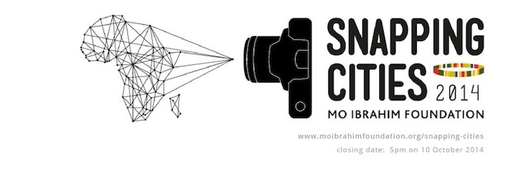 """Enter the Mo Ibrahim Foundation """"Snapping Cities"""" photo competition"""