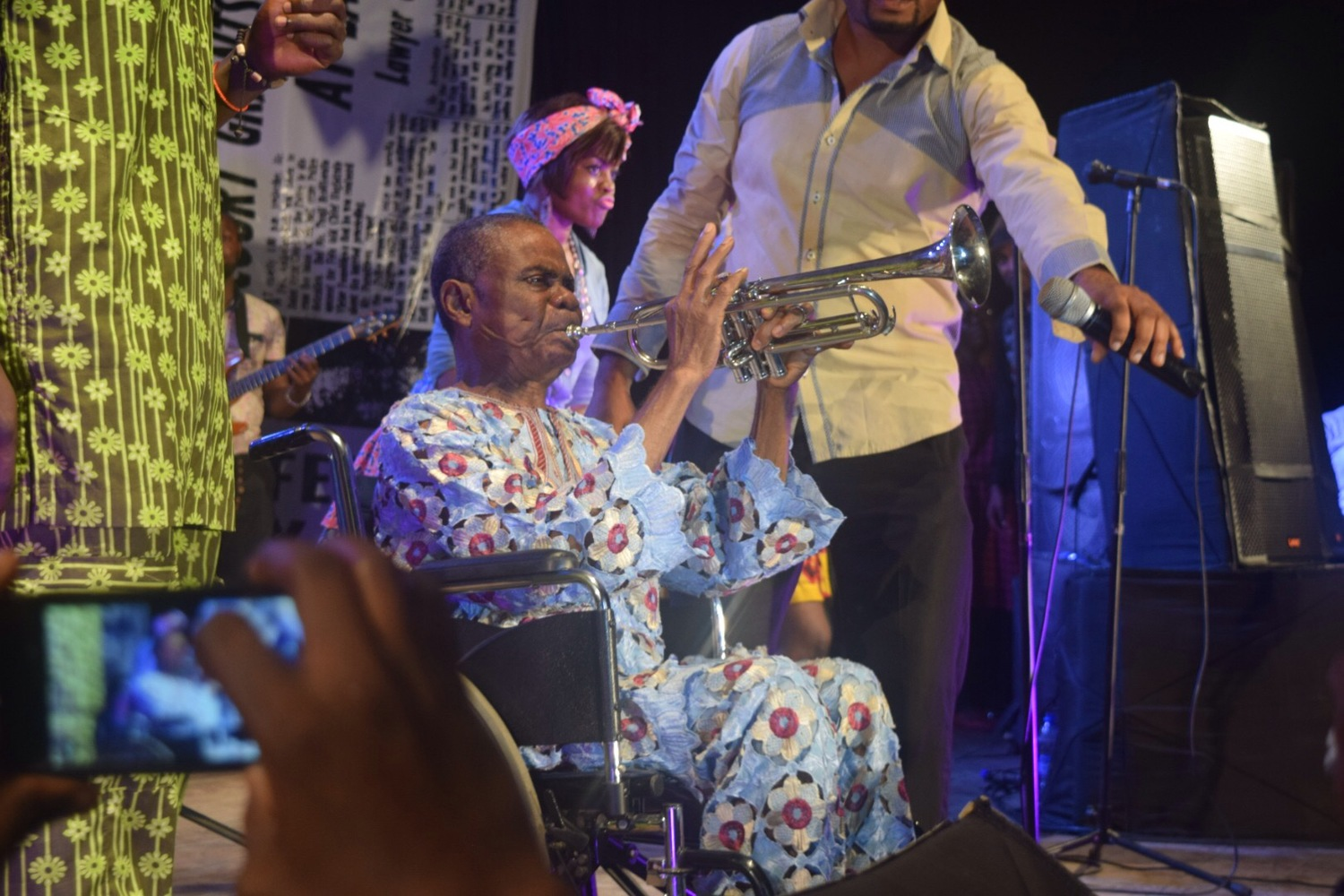 Afropolitan Vibes, October edition: two legends, a marriage proposal and twerking…