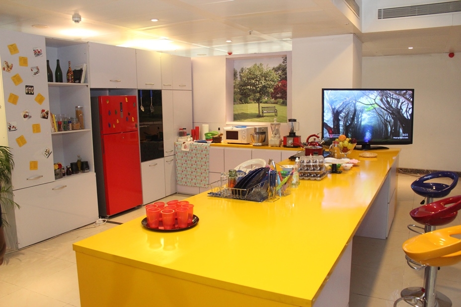 In pictures: Google House Nigeria