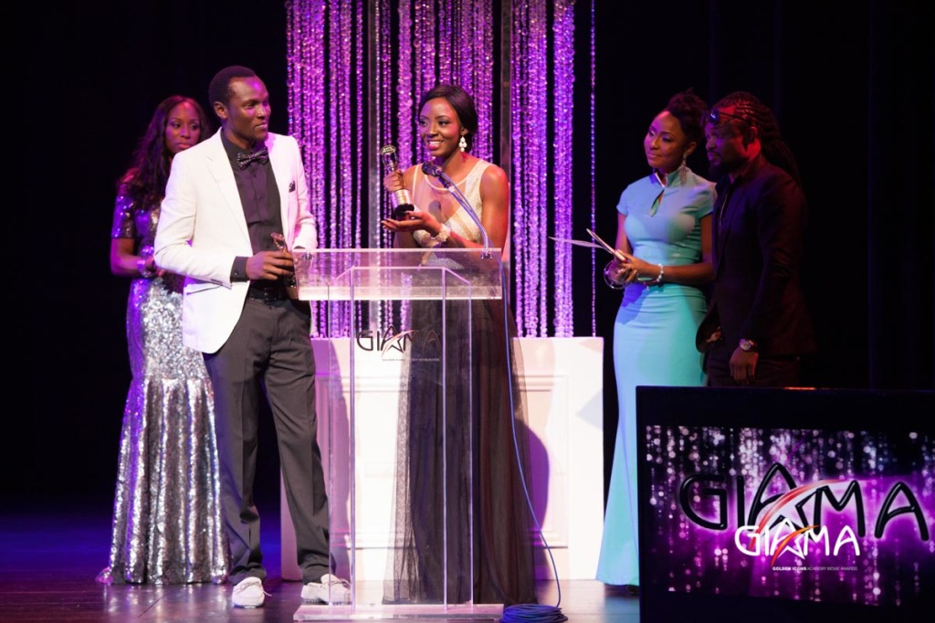 Red Carpet Photos from the 3rd Annual GIAMA + list of 2014 GIAMA