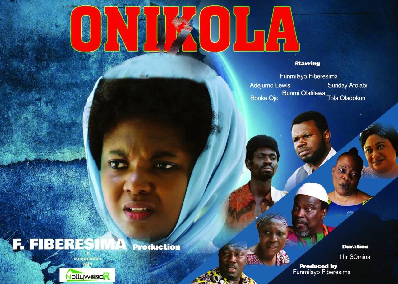 """Onikola"", a movie about female genital mutilation, by Funmi Fiberesima"