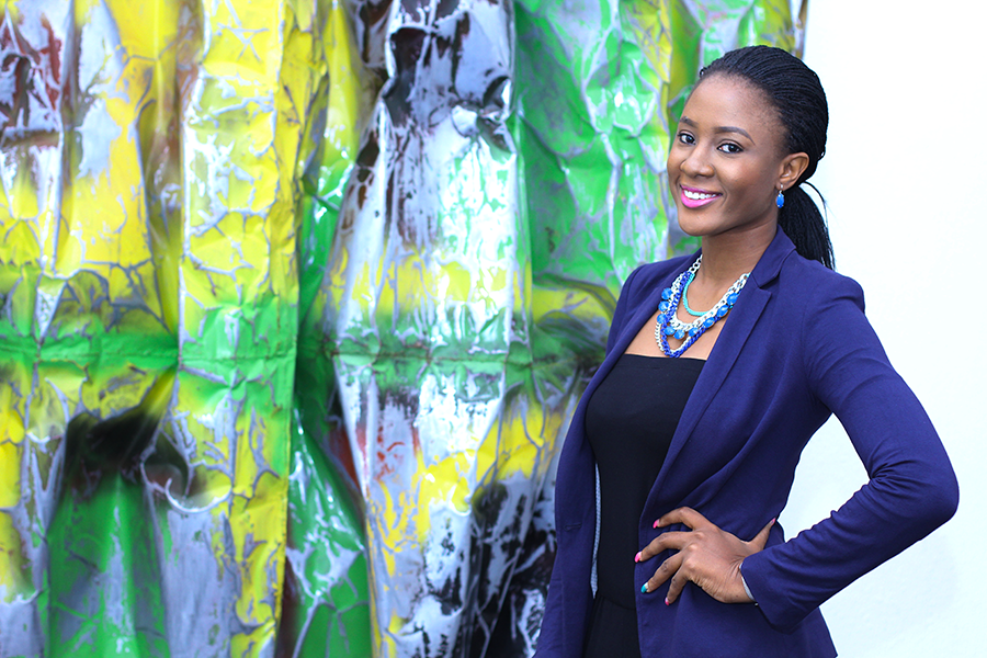 7 questions, with Onyanta Adama: Miss Nigeria 2011 contestant & LBS MBA Student