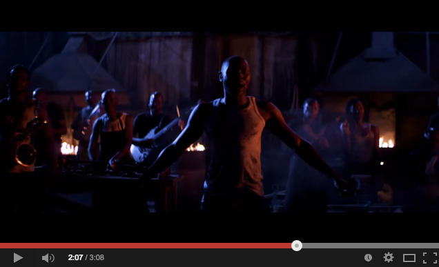 "Watch this! Seun Kuti & Egypt 80: ""African Smoke"""