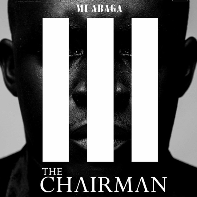M.I Abaga releases offical album artwork and track list for the Chairman Album