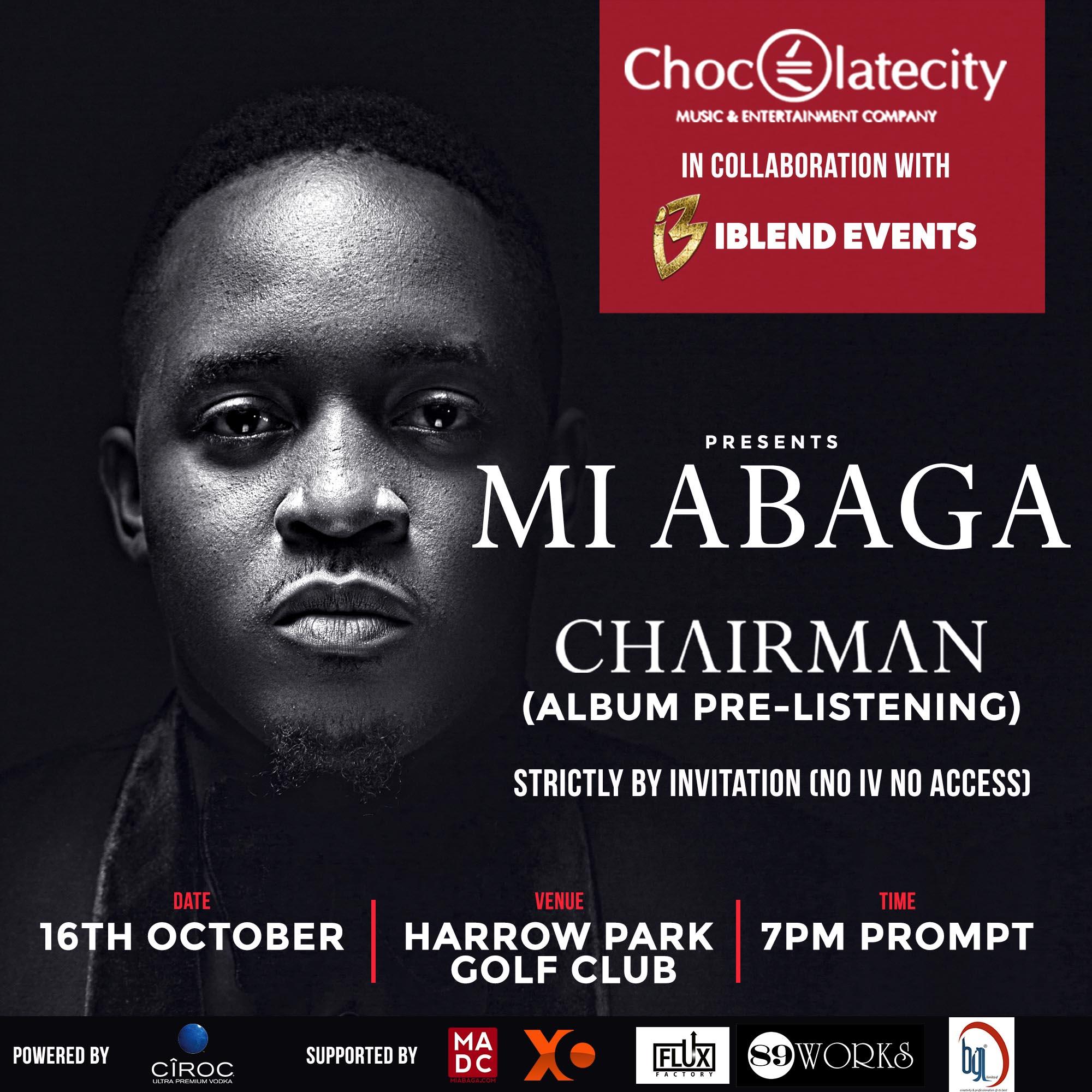 MI Abaga > The bigger (album teaser)