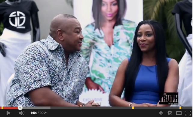 #TheTruth about Nigerian actress Genevieve Nnaji