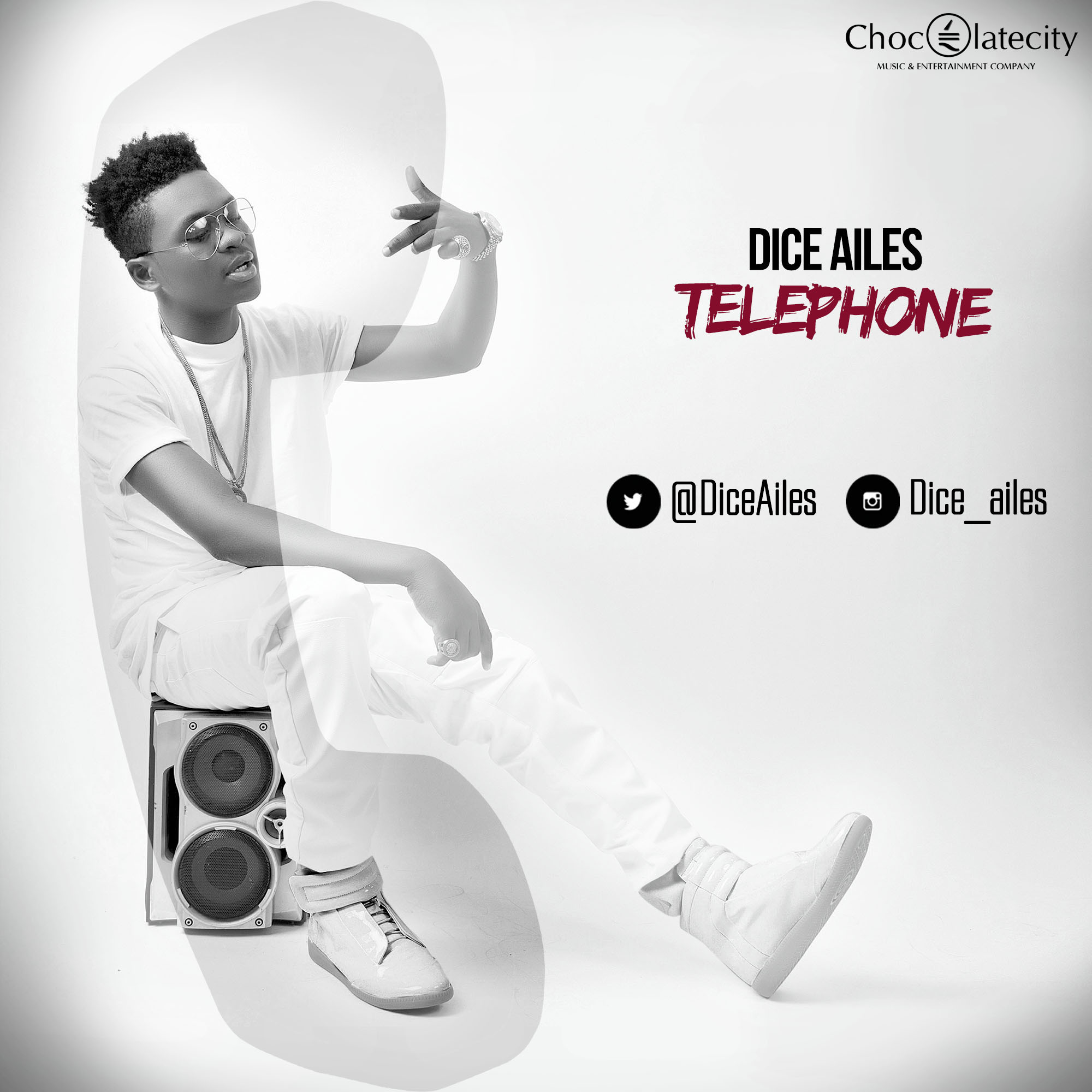Listen, download: Telephone by Dice Ailes