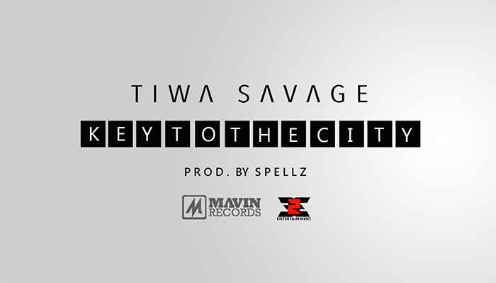 Key to the city by Tiwa Savage (produced by Spellz)