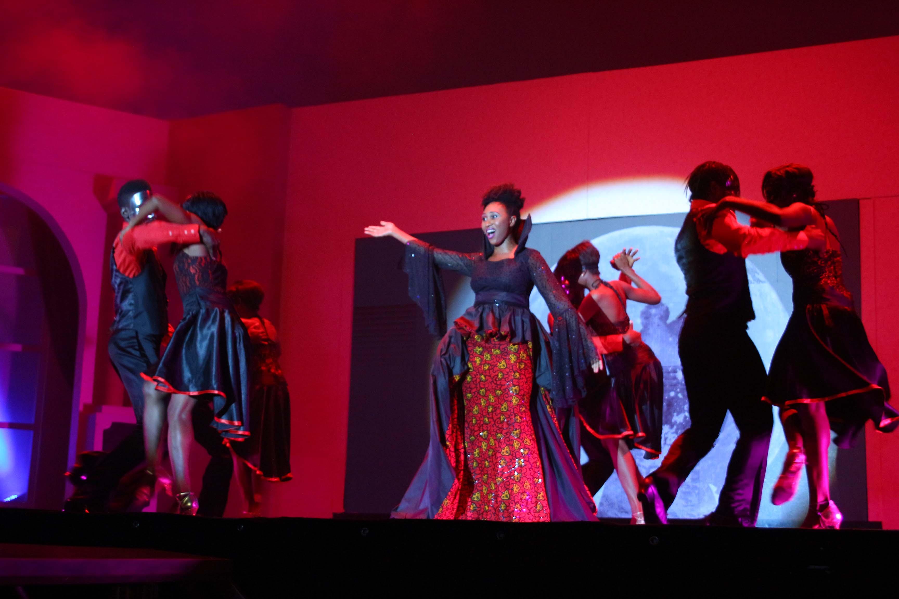"""Timi Dakolo, Julius Agwu, Mo Abudu, Yinka Davies, Yaw and others attend """"Love Is…The Musical"""""""