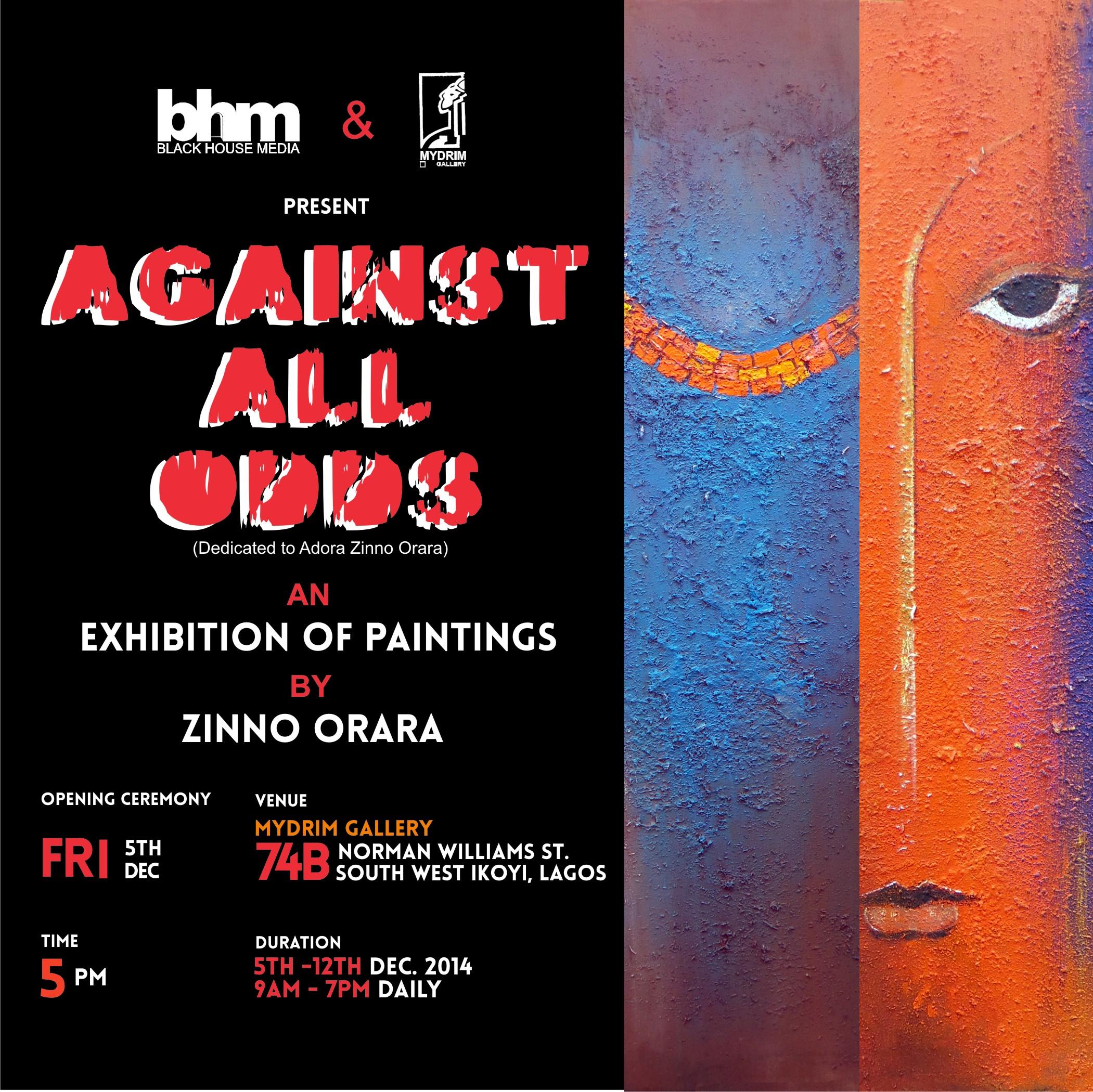 Art Exhibition in celebration of Adaora-Zinno Orara set to hold in Lagos