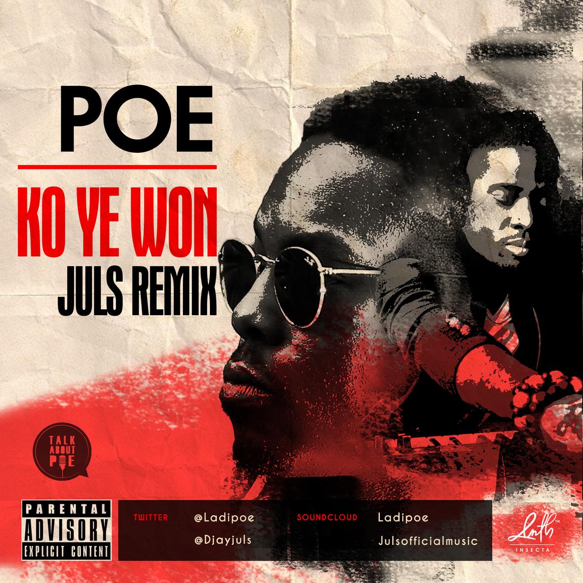 Ko Ye Won remix by Poe