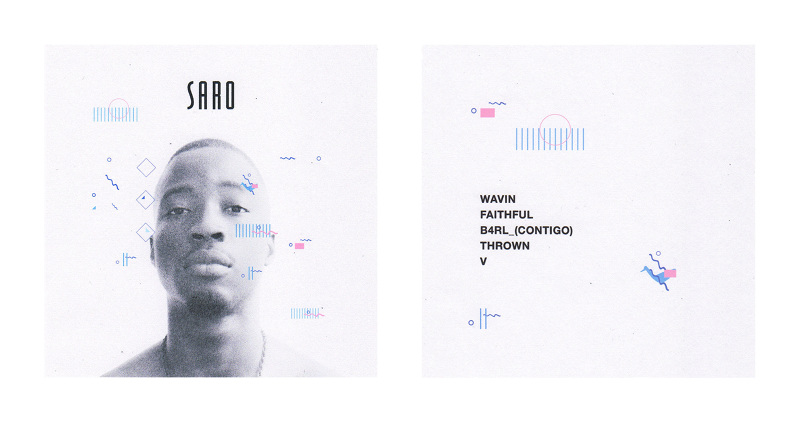 Saro EP by Saro