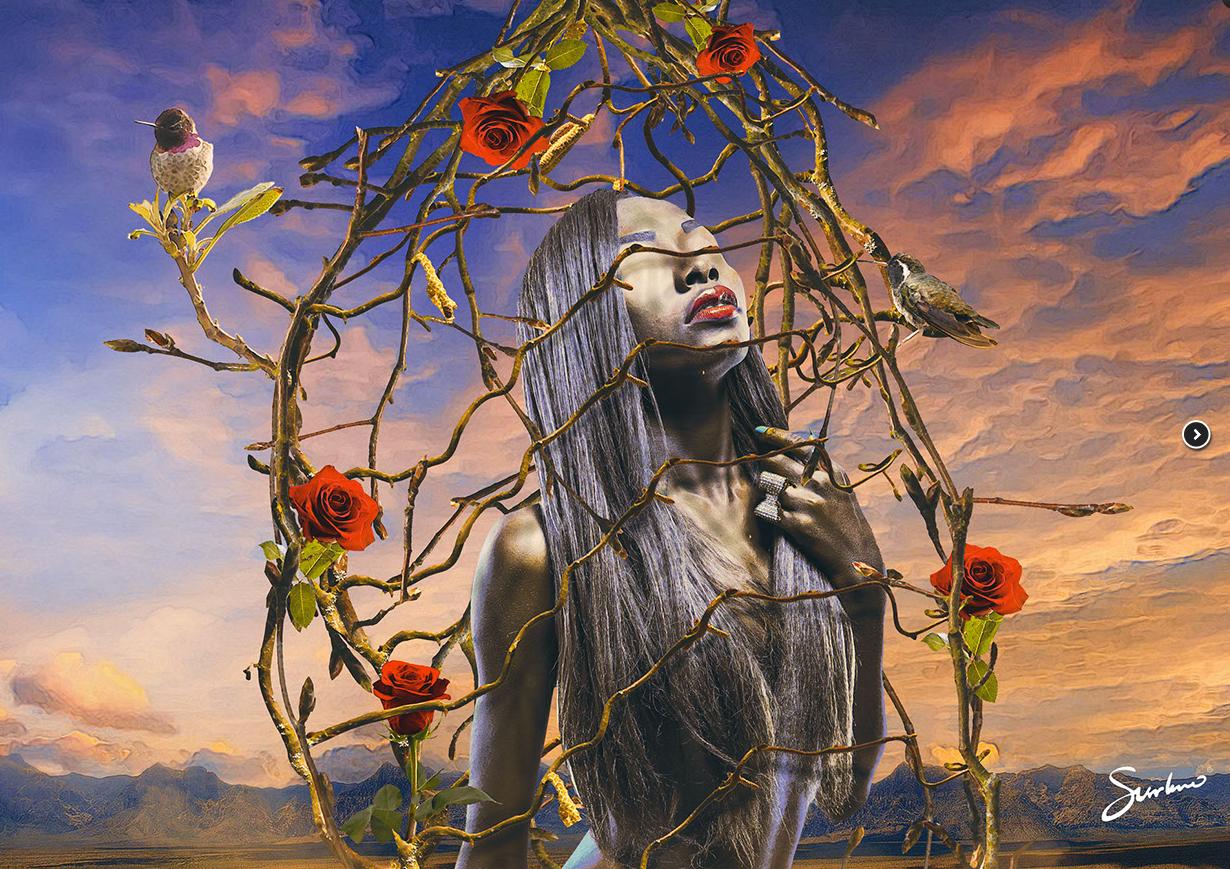 True Love's First Kiss by Daniel Emeka