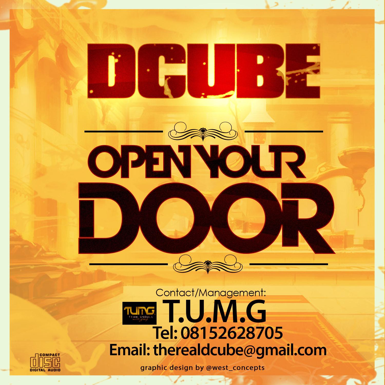 Open Your Door by DCUBE