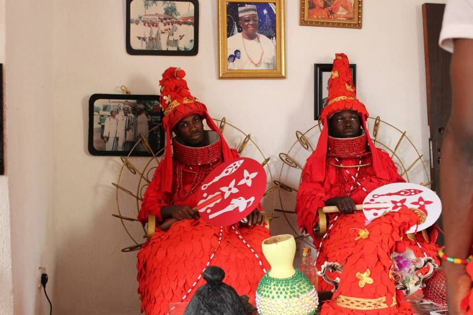 In Pictures: Whose Centenary? art and culture celebration (through Benin City)