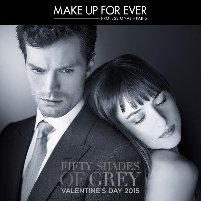 The Fifty Shades Of Grey Movie Poster Featuring Rita Ora!