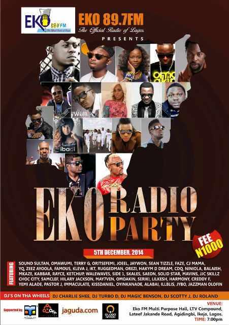 The Eko Fm Radio Party!