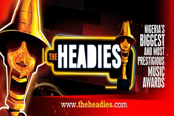 The Headies Winner's List