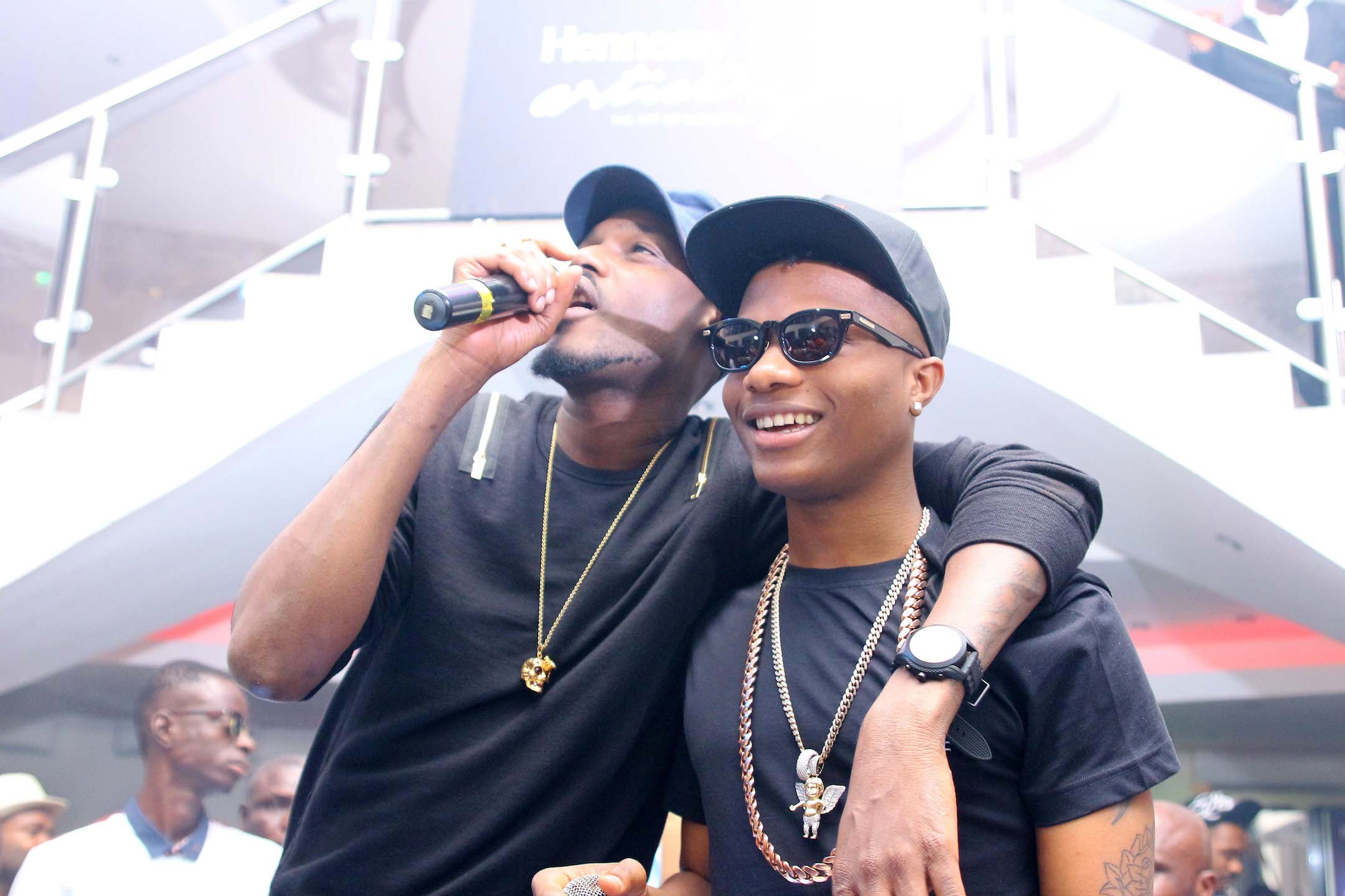 2FACE, WIZKID, TIMAYA, REMINISCE, ANNIE IDIBIA, OTHERS CLOSE HENNESSY ARTISTRY CLUB TOUR IN STYLE!