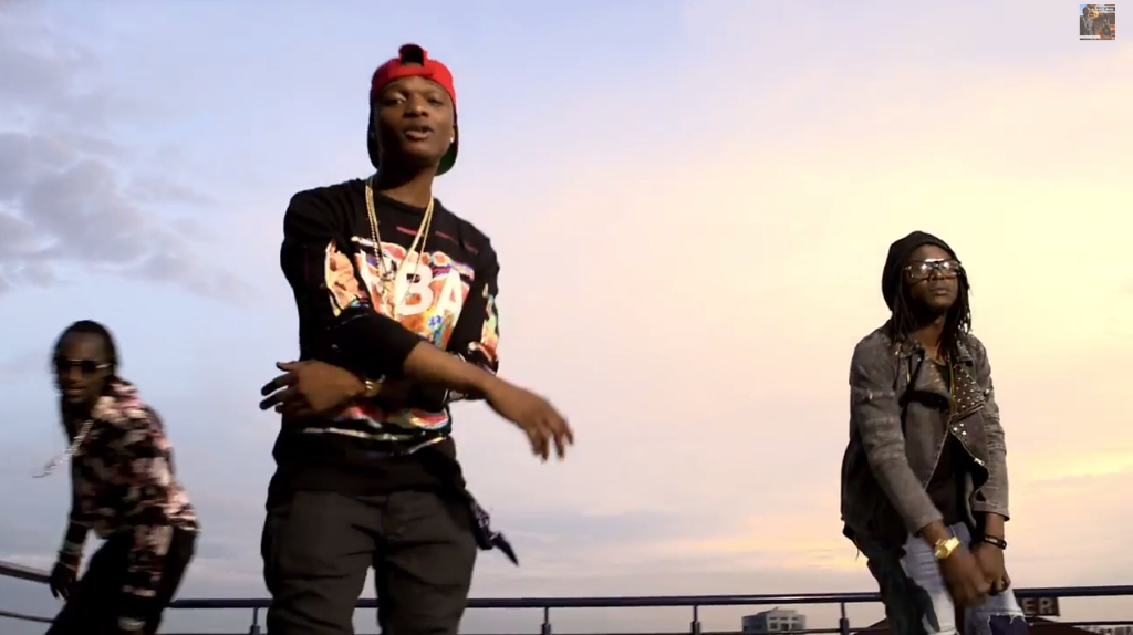 Radio & Weasel ft Wizkid – Don't Cry (New Video)