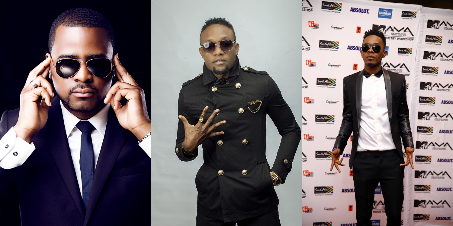 Dj Exclusive Featuring Patoranking And Kcee- Shaba