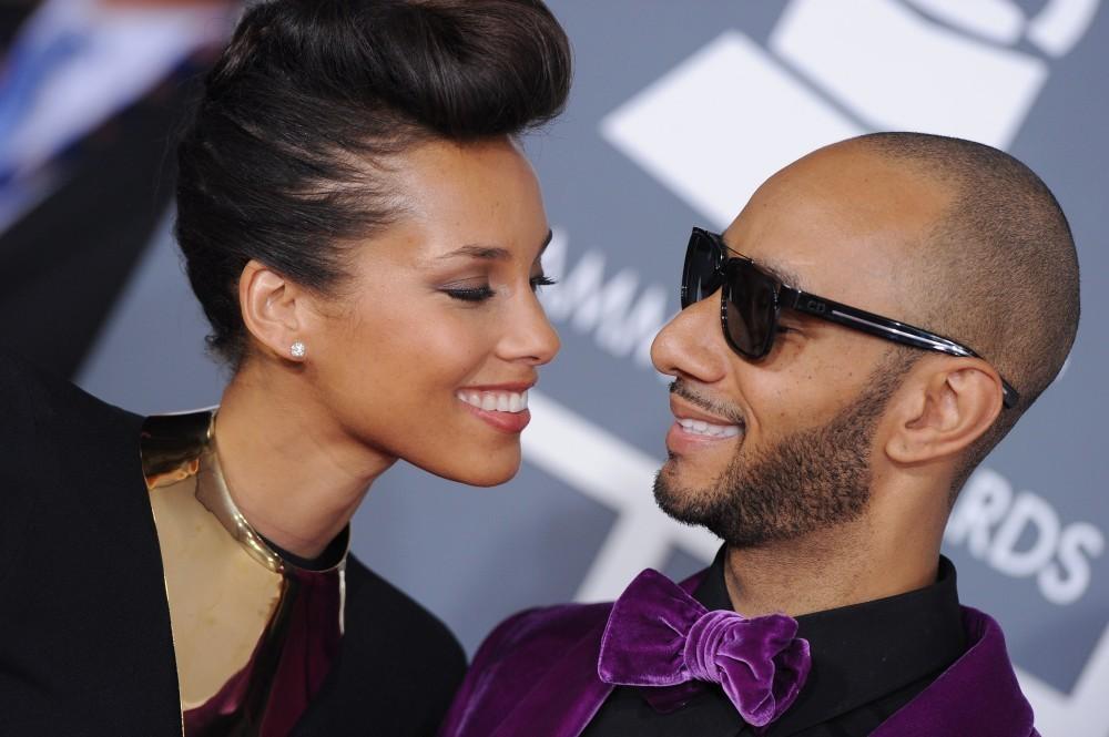 Alicia Keys And Swizz Beatz Welcome Genesis Ali Dean