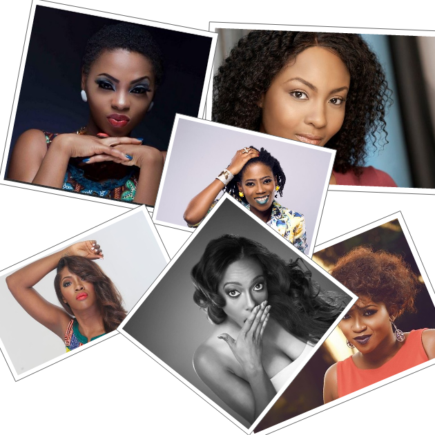 Sexiest Females Of 2014 According To Mtv's Official Naija Top 10