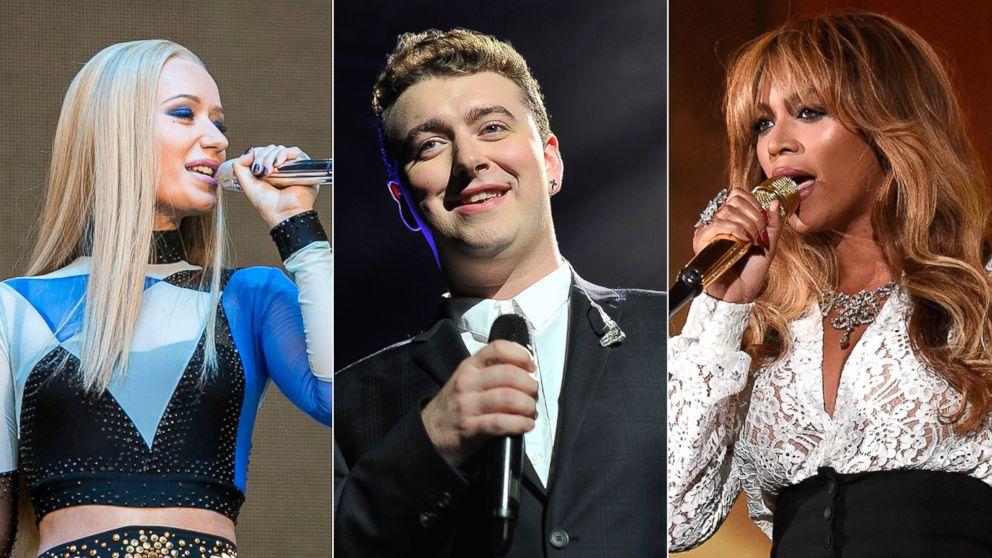 The 2015 Grammy Nomination List