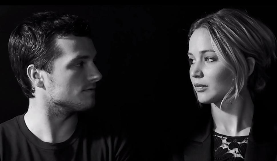 Jennifer Lawrence And her 'Hunger Games' Costars Made A Heartfelt Ebola PSA
