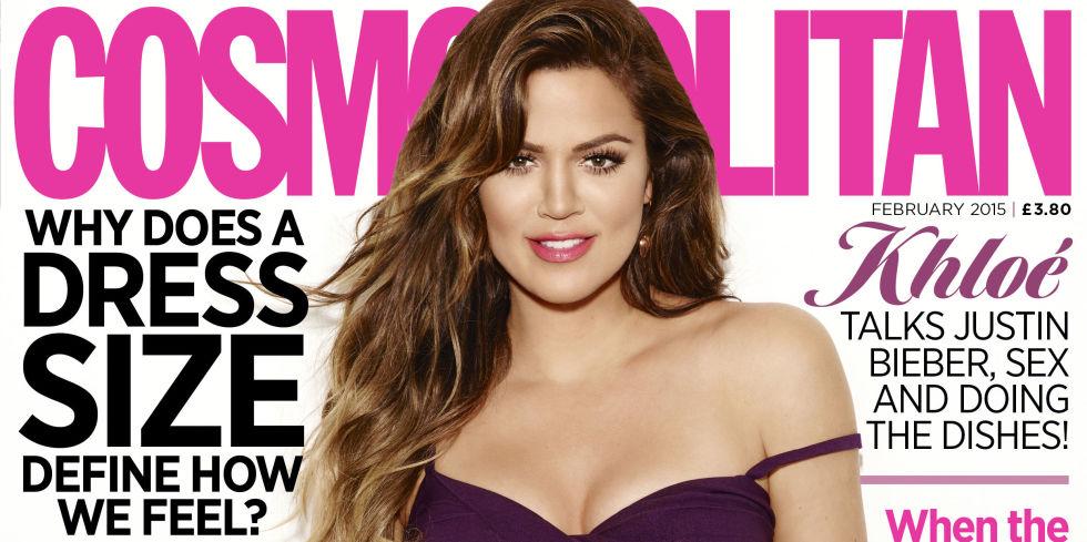 Khloe Kardashian Talks Sex, Lamar Odom And Justin Bieber In Cosmopolitan Magazine