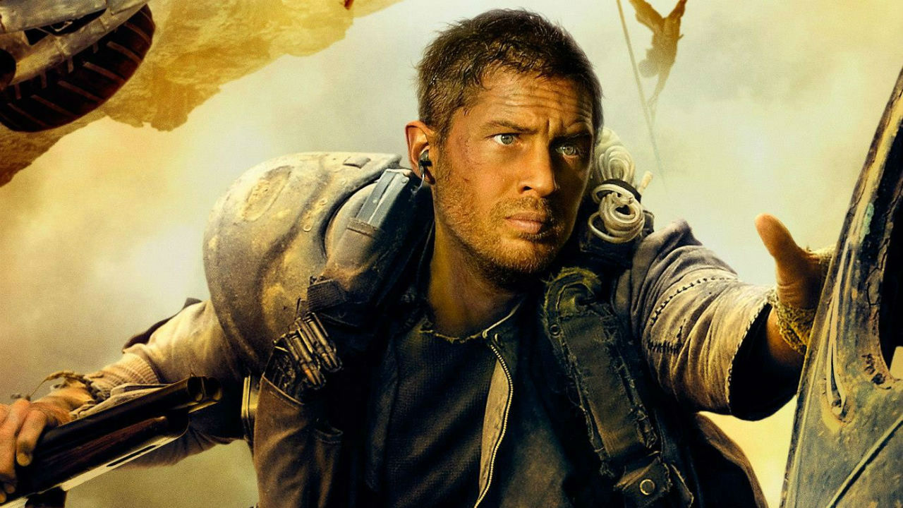 Tom Hardy Covers Empire Magazine/Mad Max: Fury Road Trailer