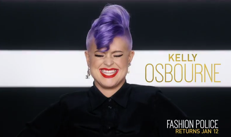 Nobody Is Safe From The All New Fashion Police Returning January 12 2015