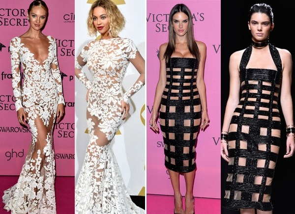 Who Wore It Best? Beyonce versus Candice Swanepoel!