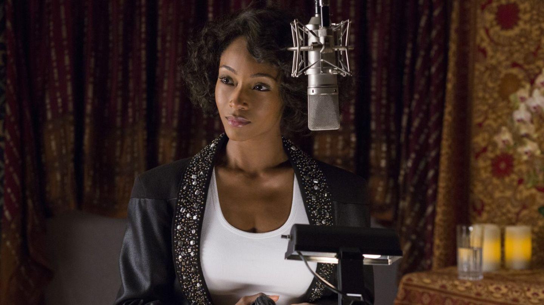 Watch Yaya Dacosta Sing Whitney Houston's 'I'm Your Baby Tonight' For The Whitney Biopic