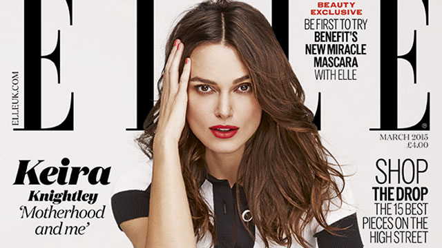 Keira Knightley Is All About What Makes You Happy As She Covers ELLE UK