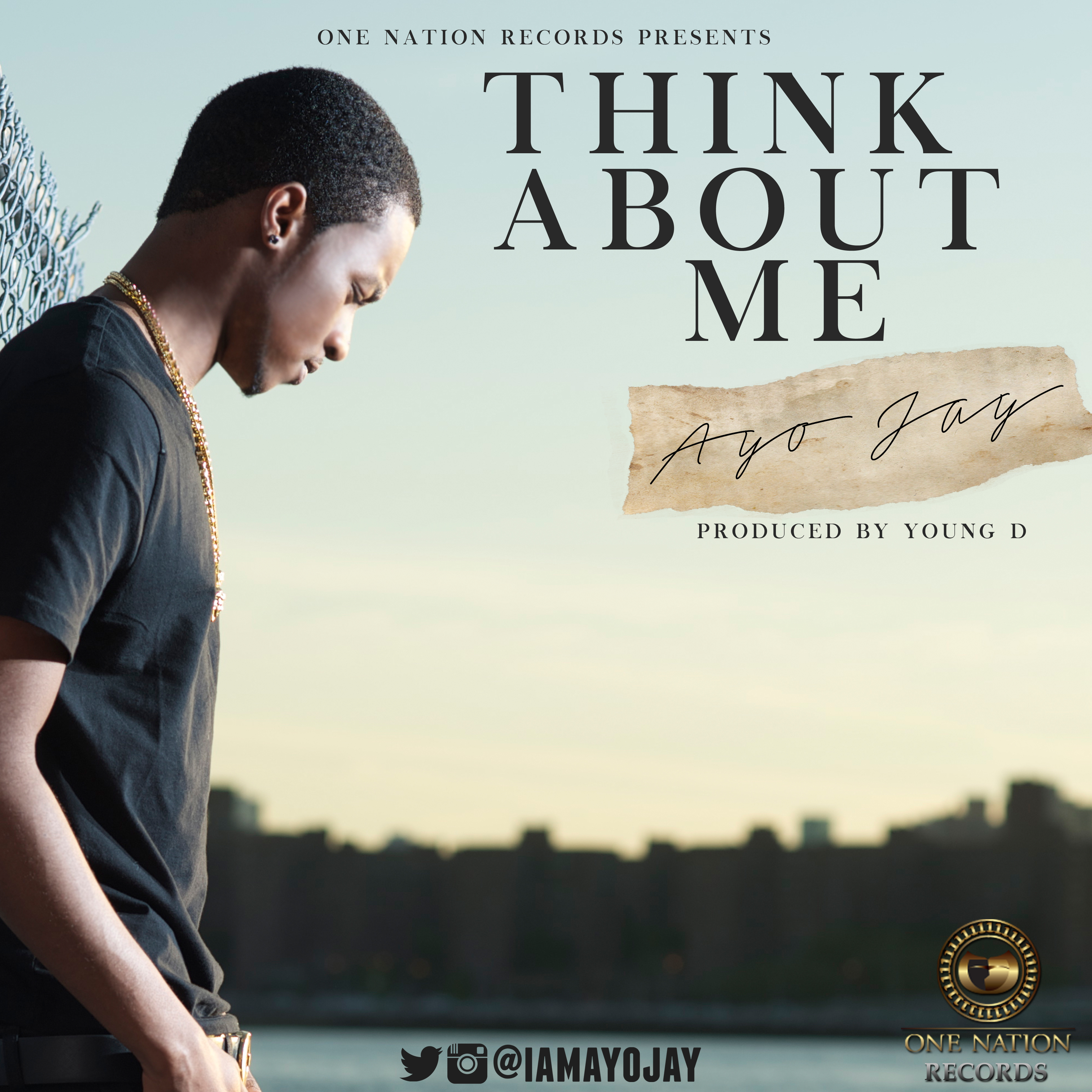 Ayo Jay – Think About Me (New Song)