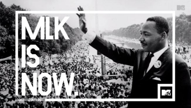 In Honor Of The Martin Luther King Jr. Day MTV Will Air In Black And White For 12 Hours