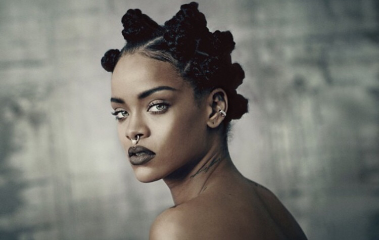 To Celebrate Her Upcoming Eighth Album, Rihanna Covers i-D Magazine